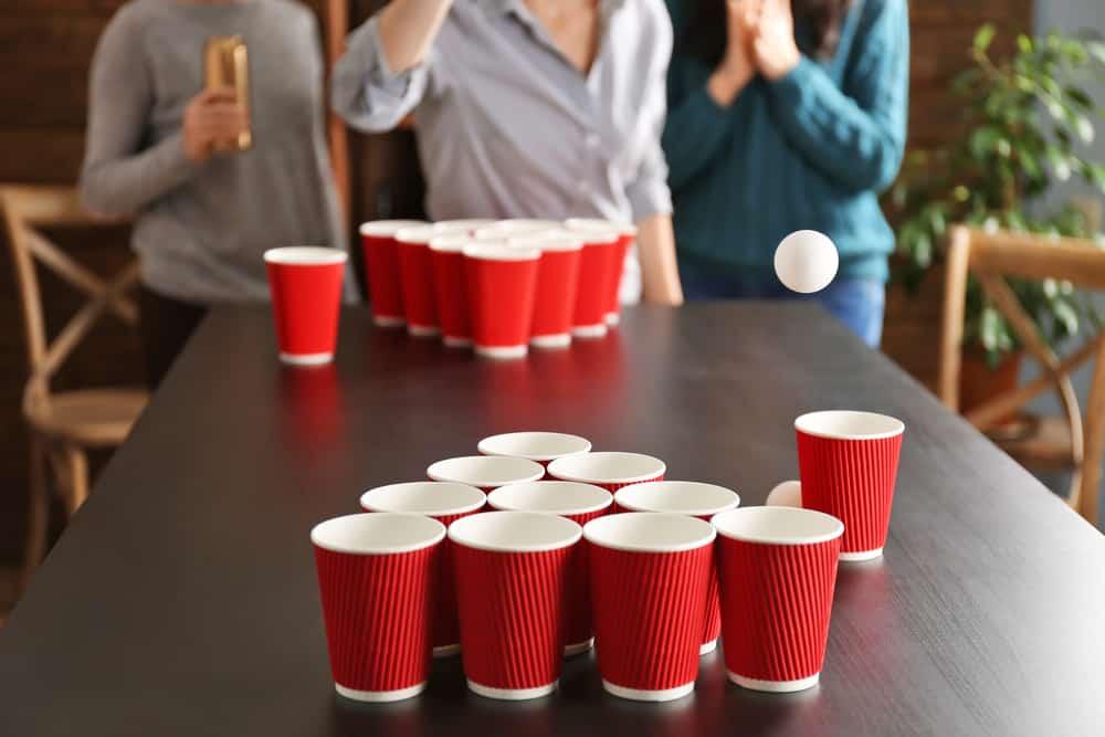 Beer Pong reglerne