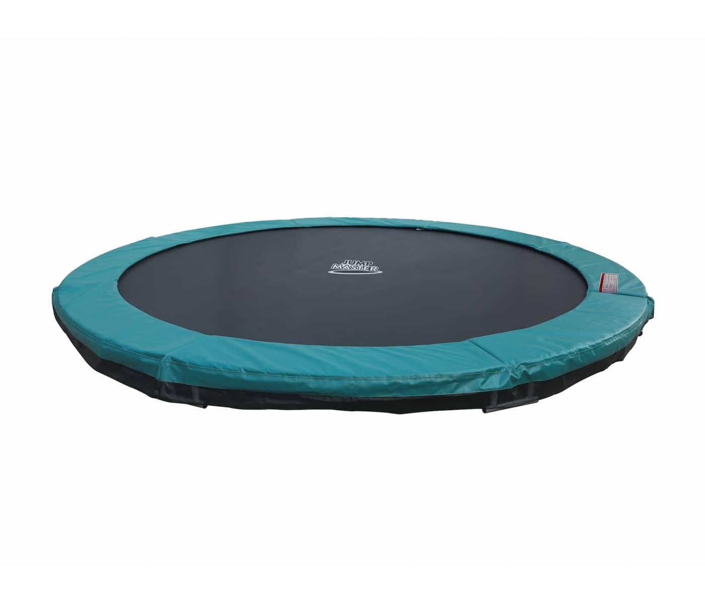 JumpMaster-trampolin til nedgravning (430 cm.)