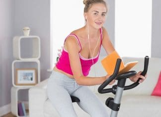 motionscykel tilbud